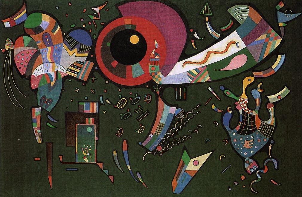 Wassily Kandinski 1886-1944